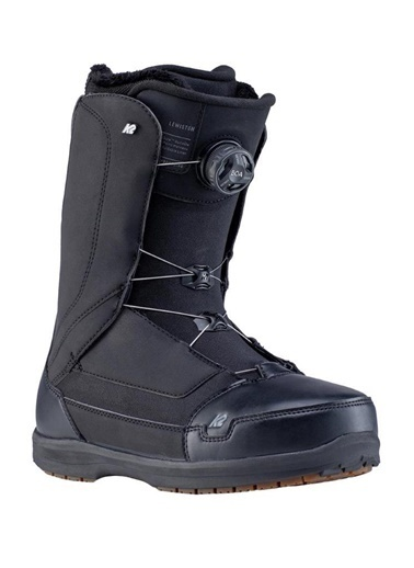 Mytell  Lewiston Snowboard Botu Siyah